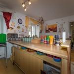 Küche - hier bedienen euch unsere fleissigen Küchenfeen