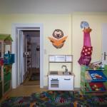 Spielzimmer für unsere kleine Gäste